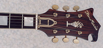 1975 Morris Custom Electric Guitar (Copy Era)