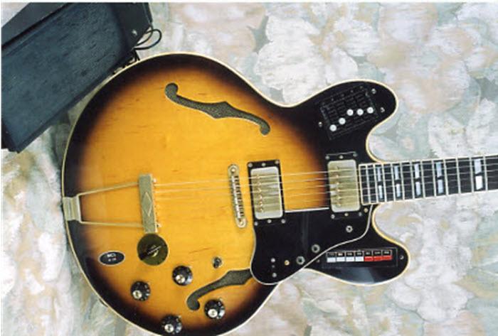 1977 Guitorgan B35