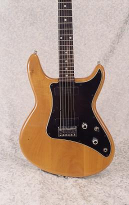1978 Travis Bean TB500 CU