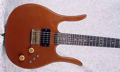 1978 Hondo II Longhorn Electric Guitar