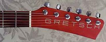 1979 Gretsch TK 300 Model 7624 Electric Guitar