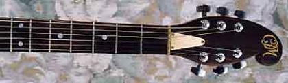 Vintage 1979 Martin EM-18 Electric Guitar