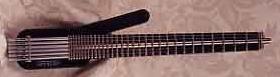 1980s Astron Gittler II Electric Guitar