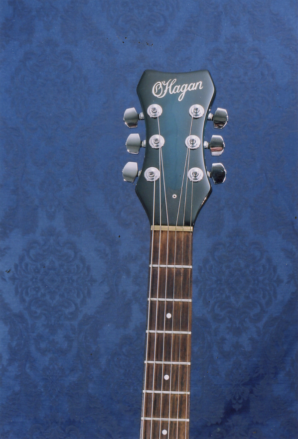 1981 O'Hagan Nightwatch Double Cutaway HS