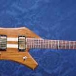 1981 O'Hagan Shark Custom Electric Guitar