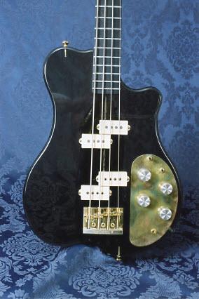 Vintage 1981 Renaissance Bass Guitar