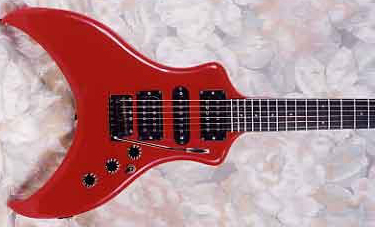 1983 Electra Lady XV1RD Electric Guitar