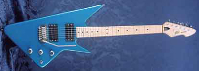 1984 Peavey Razer Electric Guitar