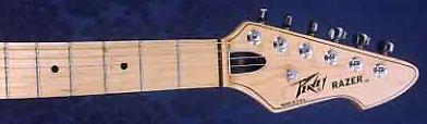1984 Peavey Razer Electric Guitar
