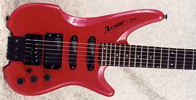 1986 Ibanez Axstar AX75 Electric Guitar