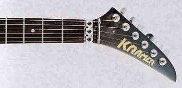 1989 Kramer Gorky Park Electric Guitar