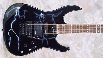1990 PBC GTS 200S Electric Guitar
