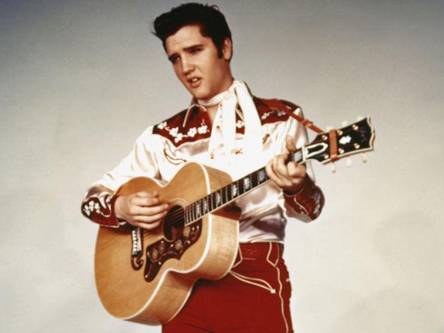Elvis Presley's Gibson J-200