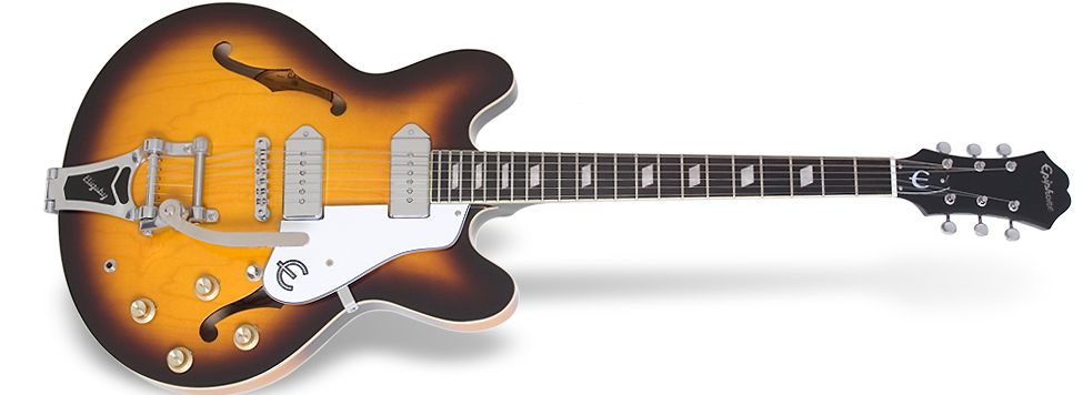 Epiphone Casino with Bigsby