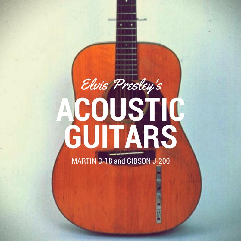 Elvis Presley's guitars