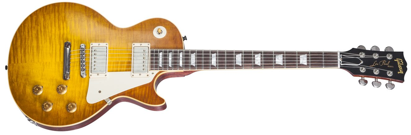 Gibson Mike McCready 1959 Les Paul Standard Vintage Gloss