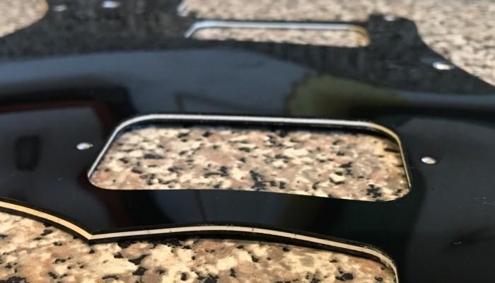 How to Fix a Warped Pickguard