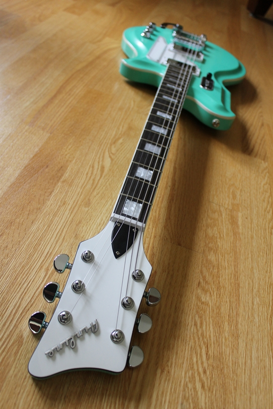 New Airline Map Baritone 27 Quot Scale B To B Tuning
