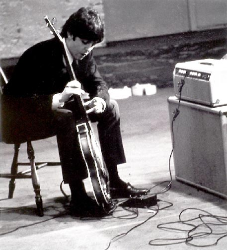 Paul McCartney Tone bender MKI, 1965B