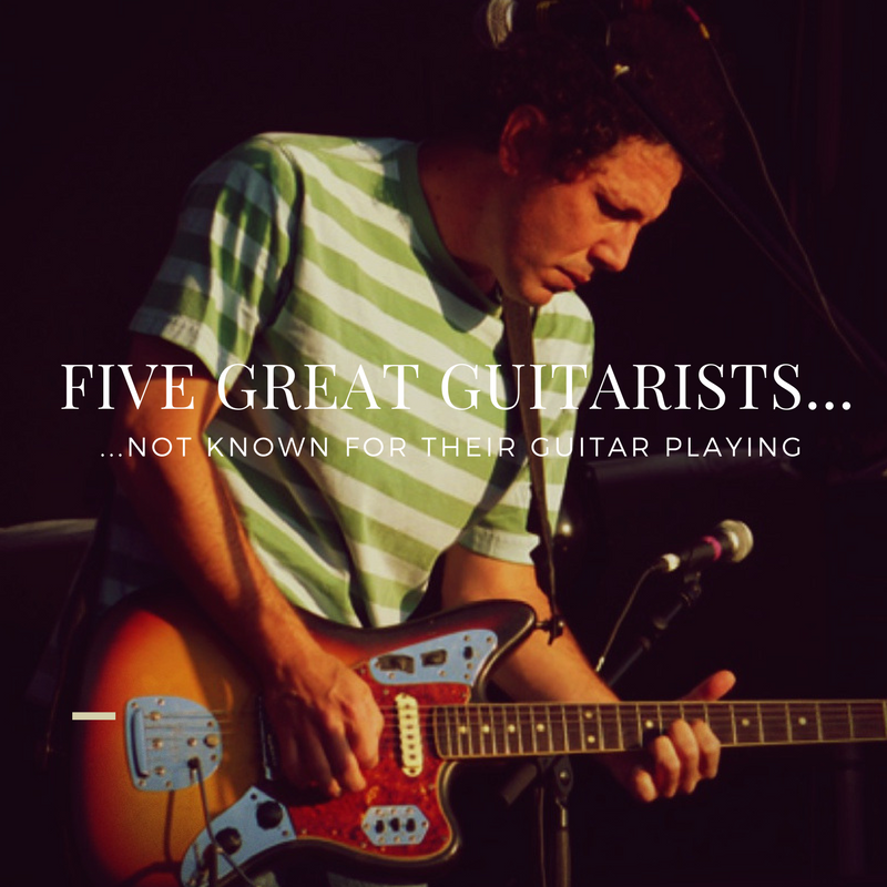 Five great guitarists... who are underrated