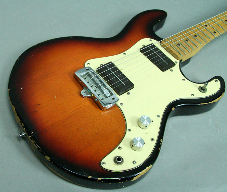 Peavey T-15 in sunburst