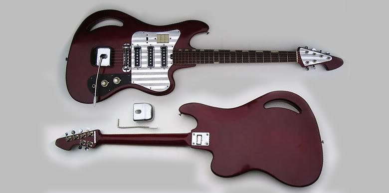 Original Teisco TG-64