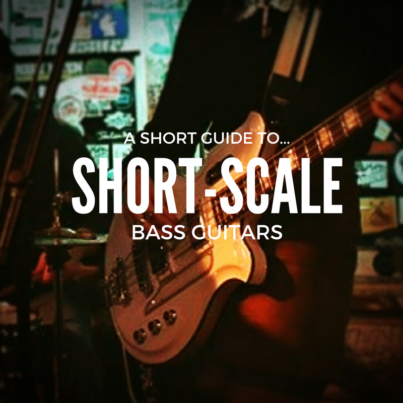 Short scale bass guide