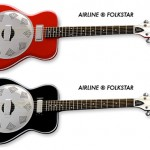 Mason Stoops Demos The Airline Folkstar Resonator Guitar