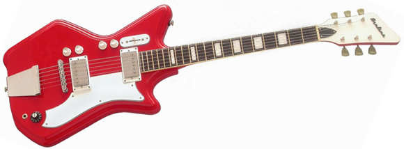 Airline Resoglas Electric Guitar