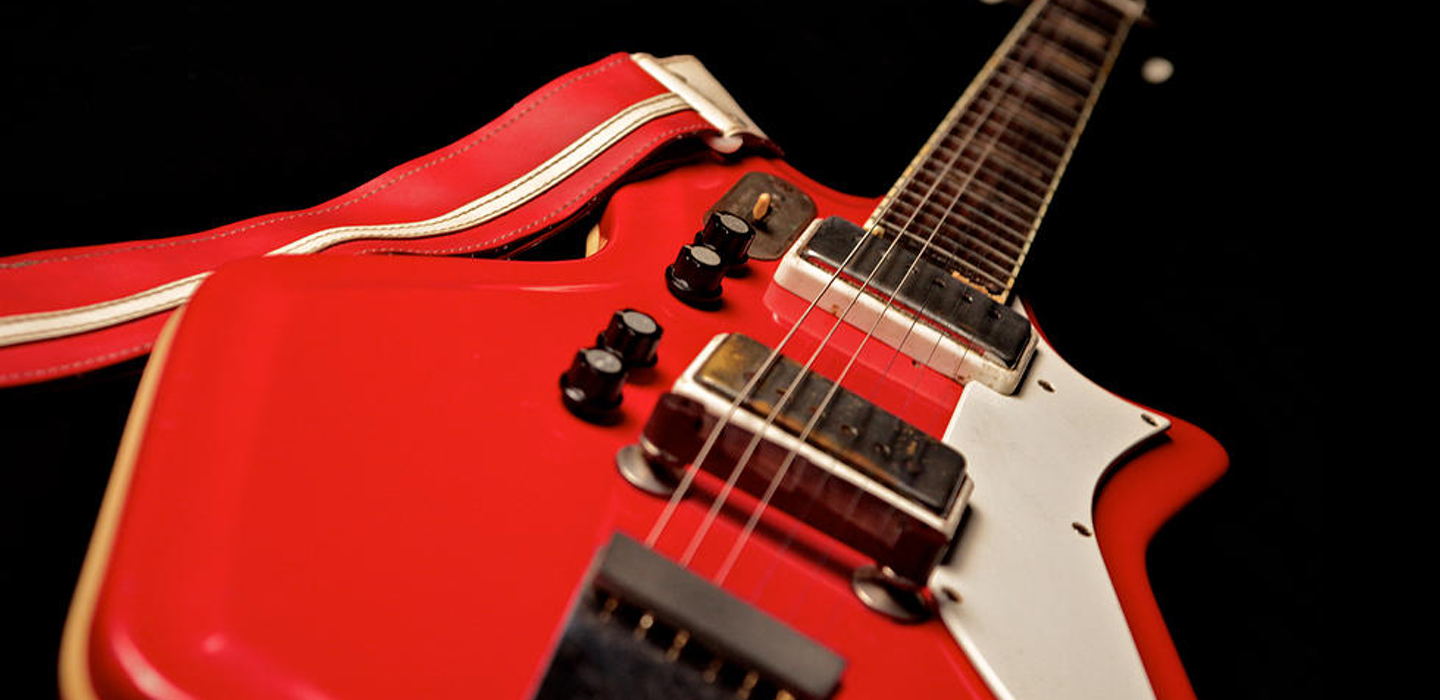 AIRLINE GUITARS: VINTAGE OR NEW?