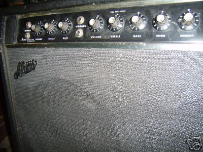 Alamo Futura Reverb Guitar Amplifier