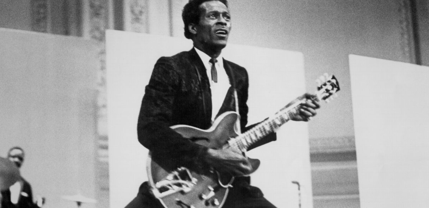 GOODBYE, CHUCK BERRY
