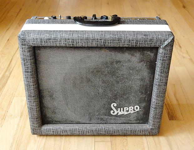 Vintage Supro.