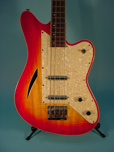 Charvel Surfcaster Bass Guitar