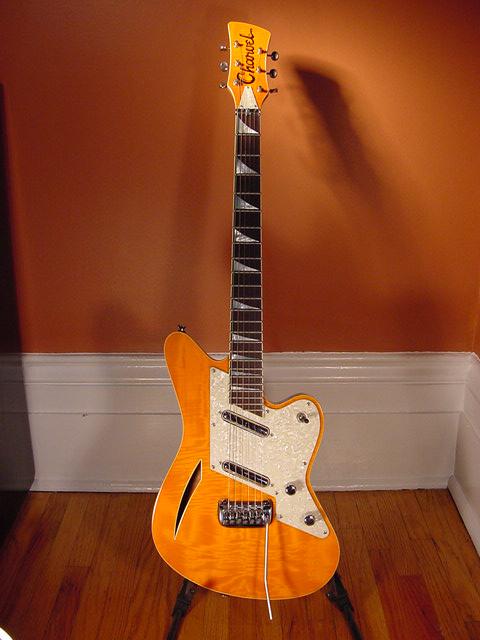 Charvel Surfcaster Electric Guitar