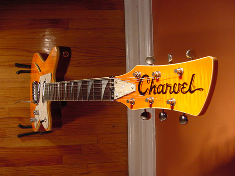 Charvel Surfcaster Electric Guitar