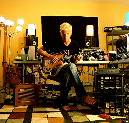 Fountains of Wayne - Chris Collingwood - Saturn '63 Guitar