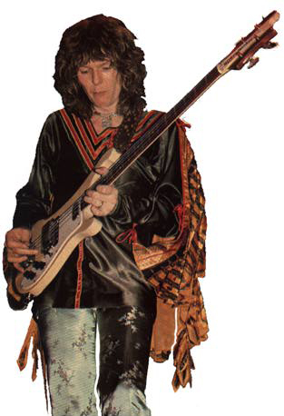 Chris Squire: Bass Player for Yes