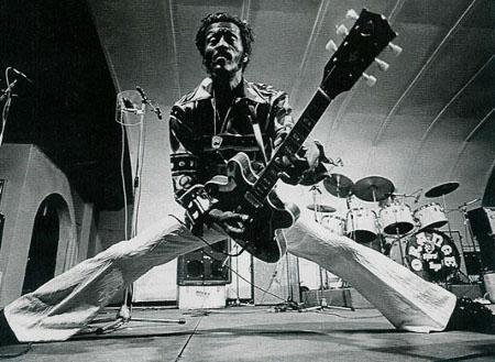 Chuck Berry, RIP