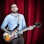 ALEXISONFIRE / City & Colours: Dallas Green with this Airline 2P Sunburst