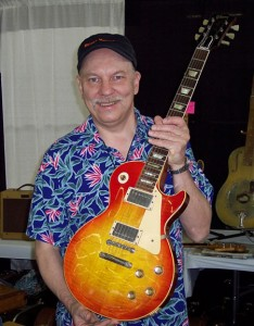 Dave Hinson, owner (Killer Vintage Guitar Shop in St. Louis, MO)