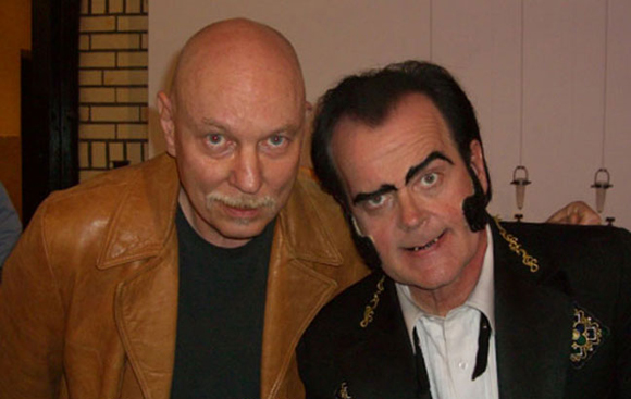 Dave Hinson with Unknown Hinson