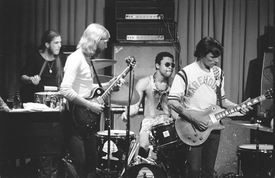 Duane Allman's Last Show (Oct. 1971, Los Angeles)