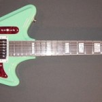 Limited Edition Airline 3P DLX South Beach Special Guitar