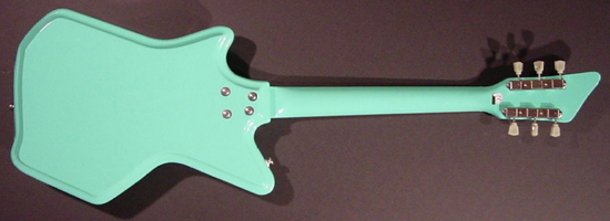 Eastwood Airline 3P DLX Limited Edition South Beach Special (Seafoam Green)