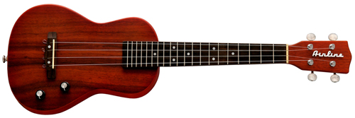 Eastwood Airline Ukulele Electric Ukulele (Natural)