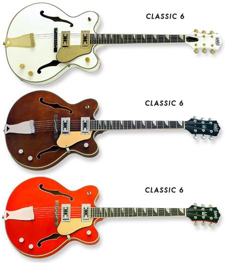 Guitar Review: Eastwood Classic 6 Guitar