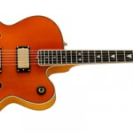 The New Eastwood Doral Electric Jazz Guitar