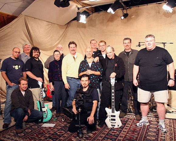 Eastwood Guitars & Friends