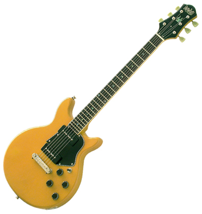Eastwood P-90 Special Guitar (TV  Yellow)